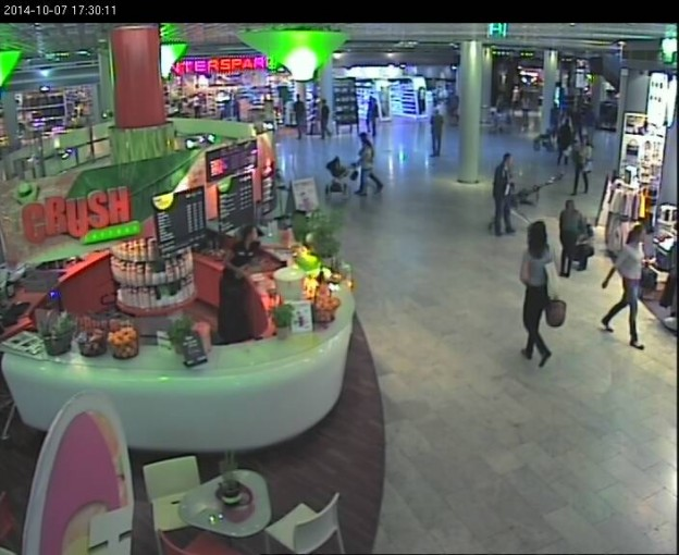 Webcam Salzburg in Europark shopping center