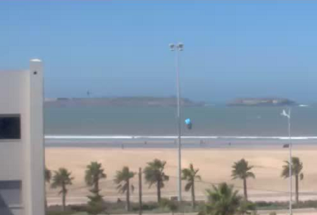 Webcam Morocco, Essaouira, Beach